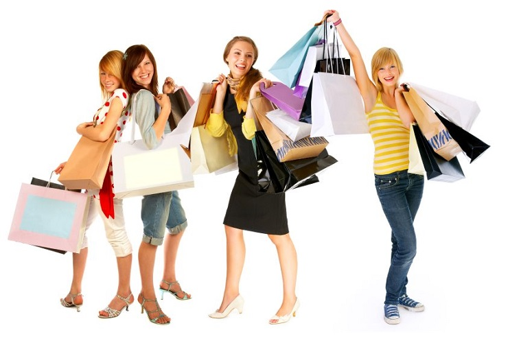 shopping behaviors between men and women Find out the difference between men and women when it comes to shopping and shopping habits.